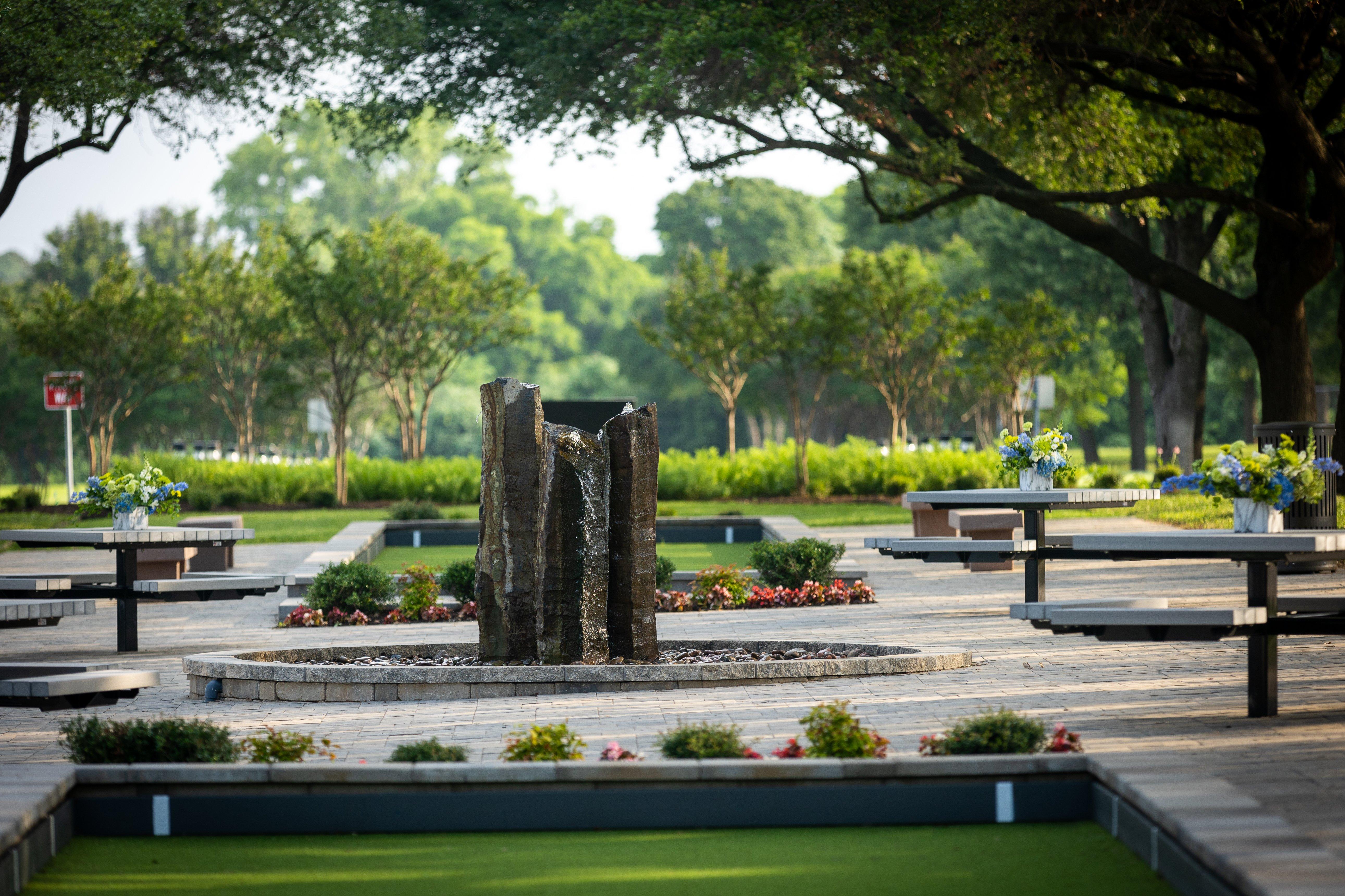 Ledbetter Park Dedication 06-09-2021